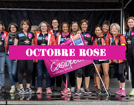 Charlott' s'engage pour Octobre Rose