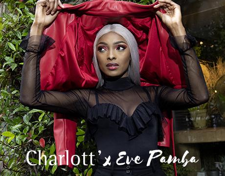 Collaboration Eve Pamba x Charlott'